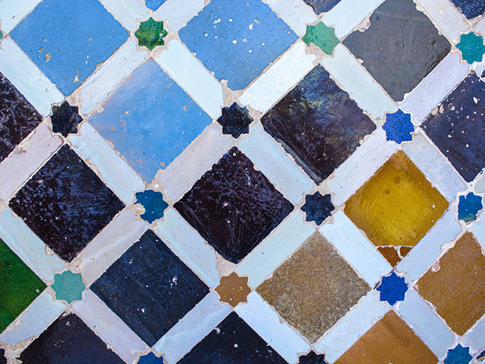 Authentic Moroccan Tiles
