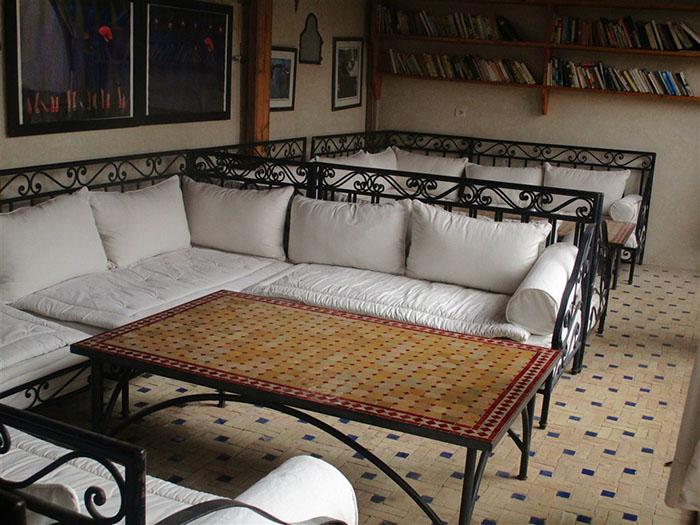 Beige Moroccan Tiles