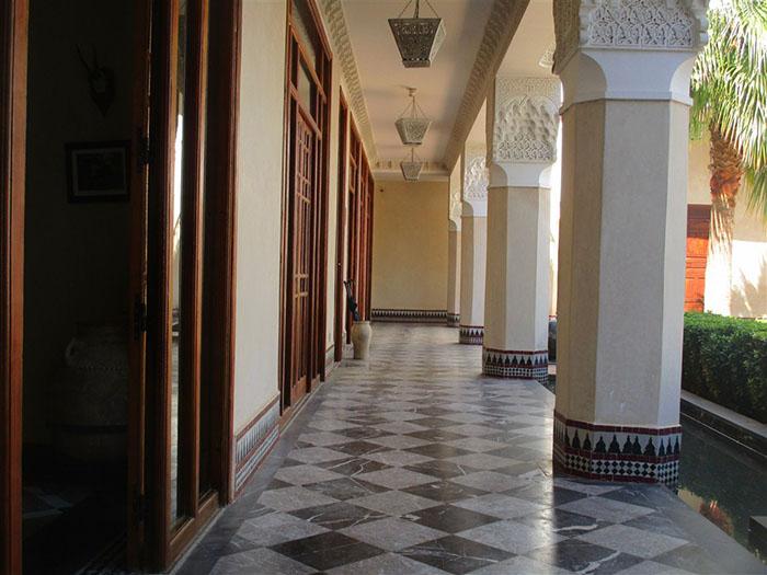 Tiles of morocco