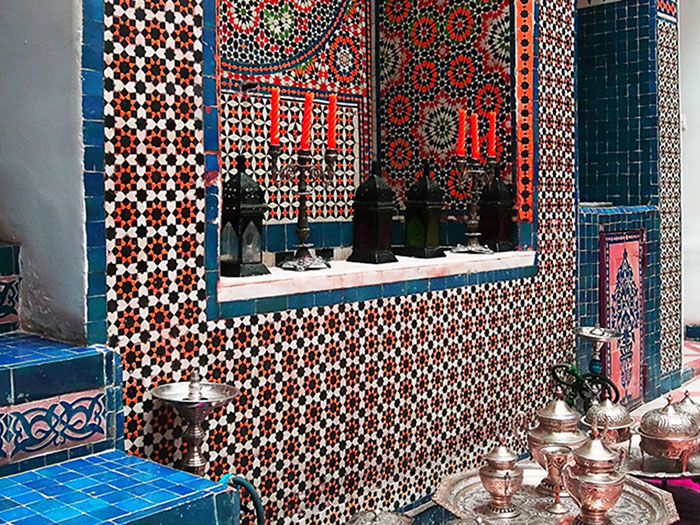 Zelliges of Morocco